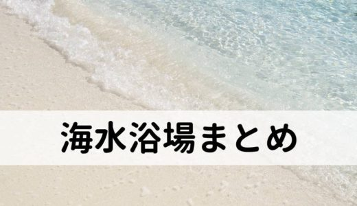 宮城県の海水浴場10ヶ所まとめ|水質が綺麗なおすすめは?
