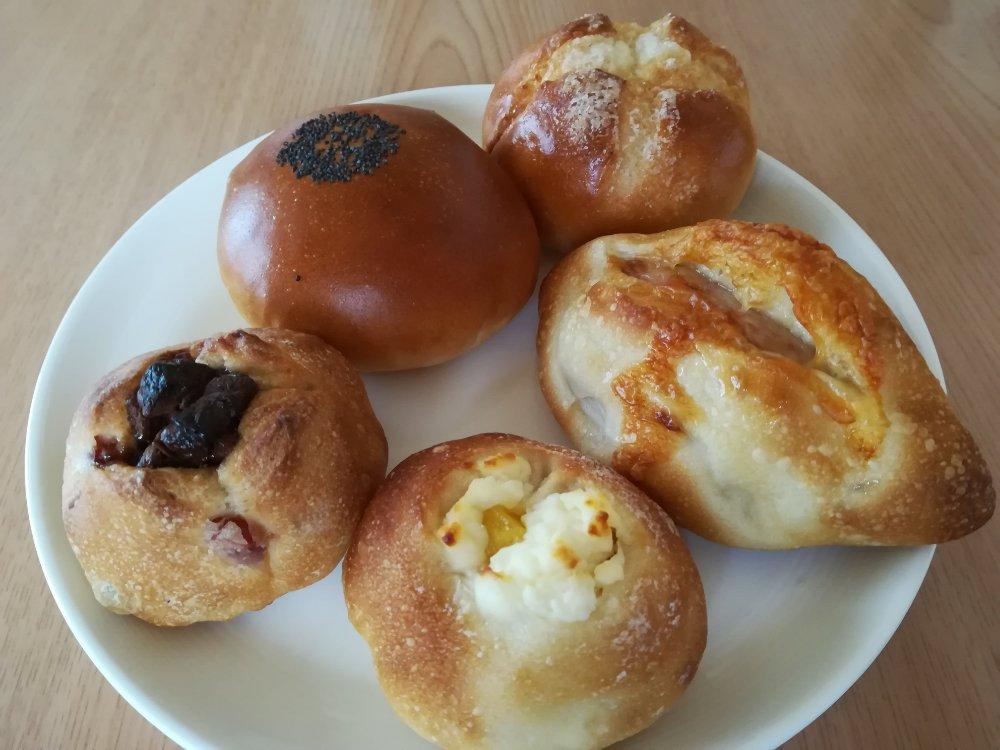 アグリブレッドのパン