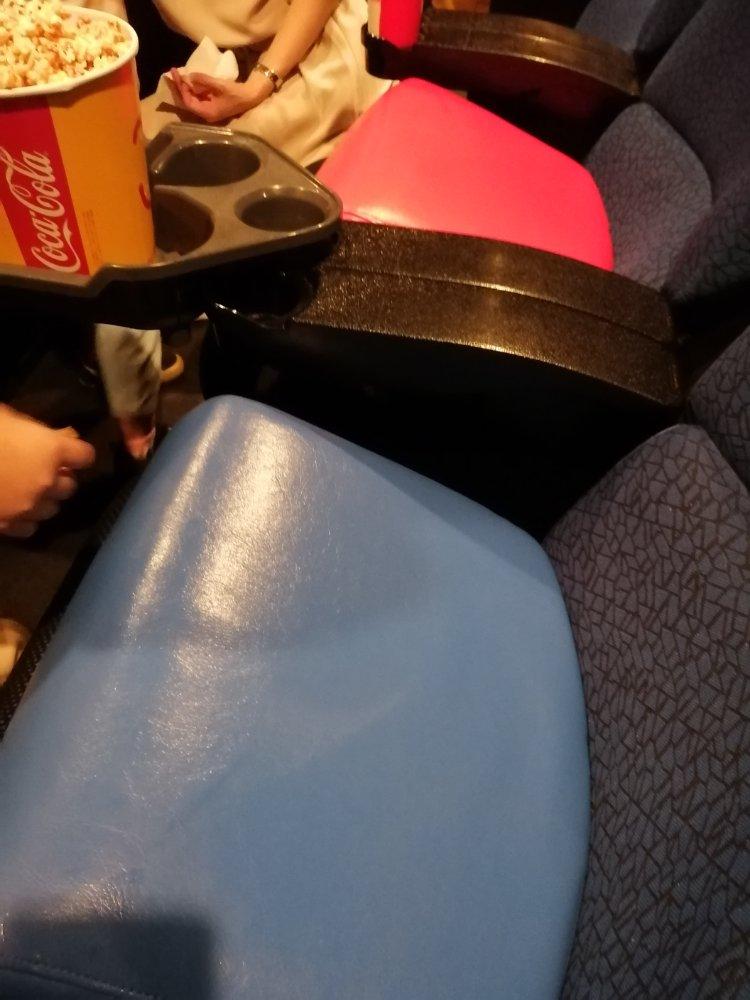 ムービックス仙台の座席