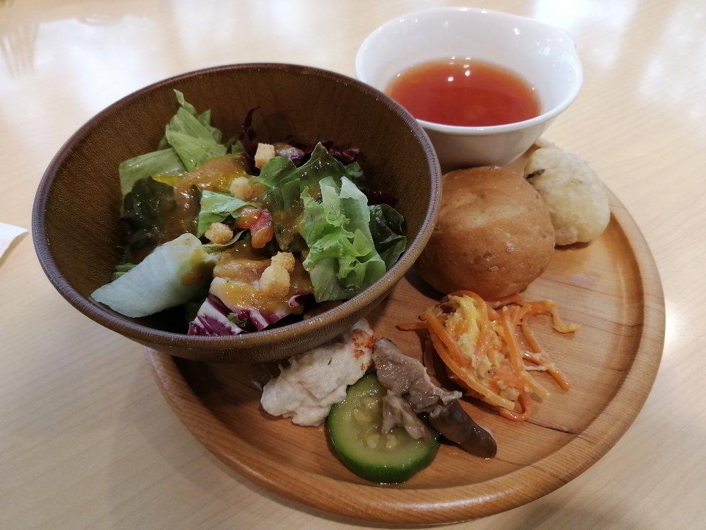 キリンビール仙台工場のレストラン