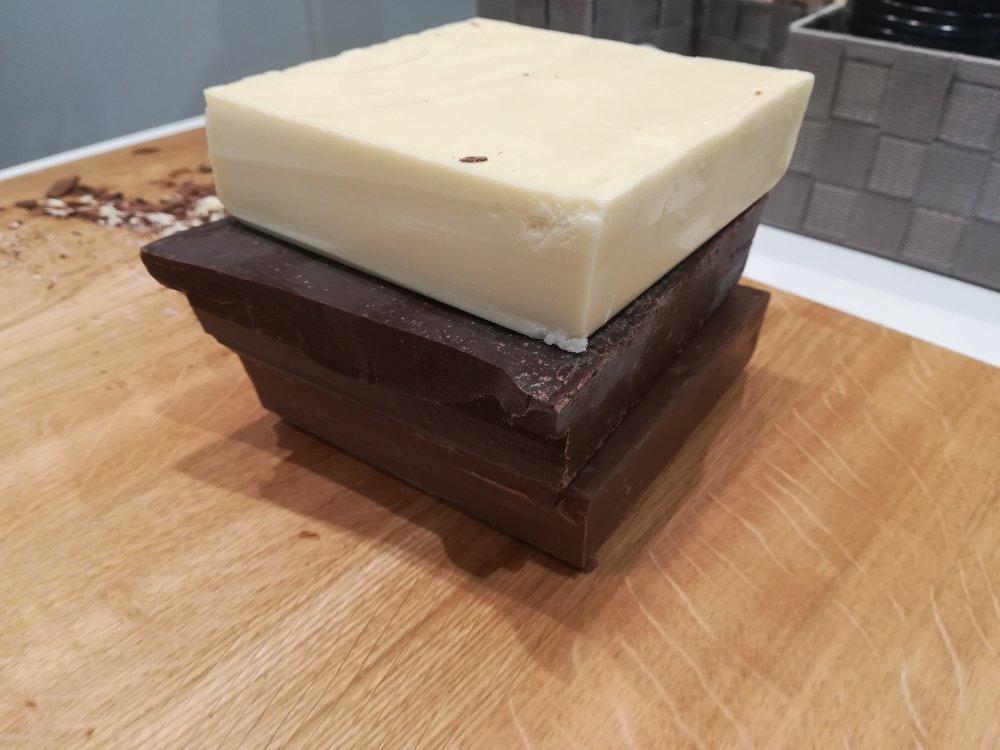ベルギー産のチョコ3種類