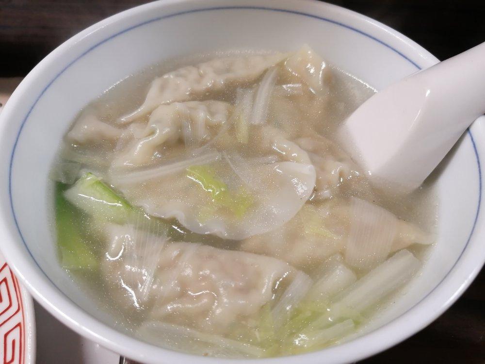 八仙の水餃子