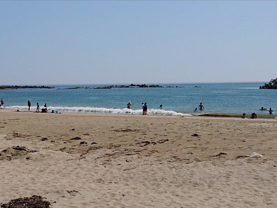 小泉海水浴場