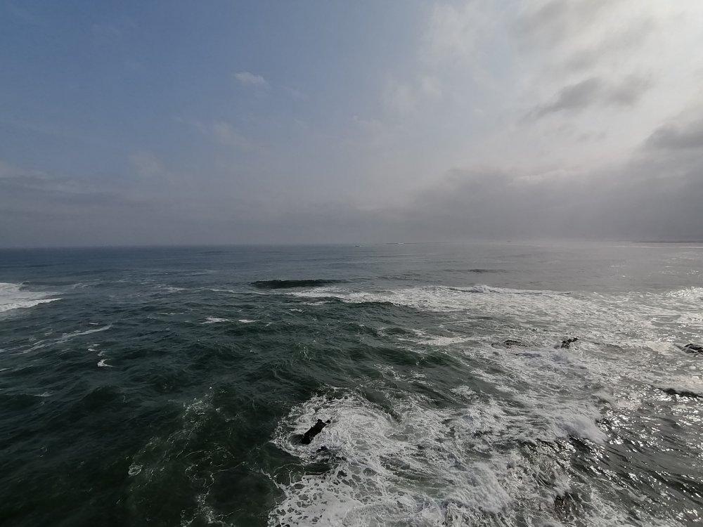 小名浜の海