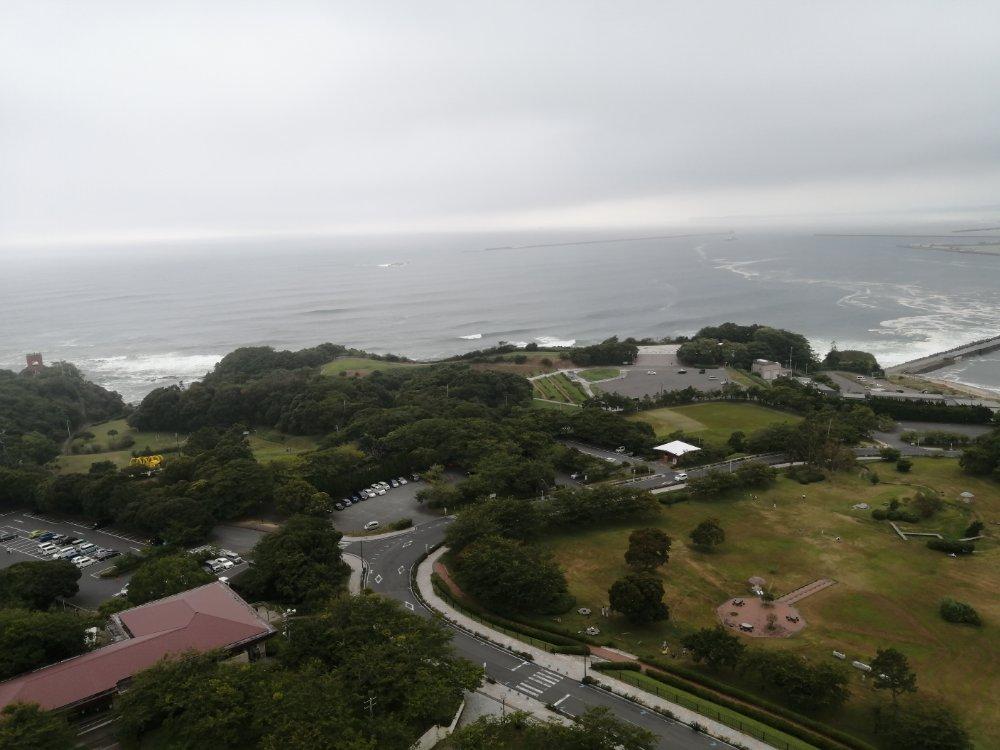 三崎公園 海岸