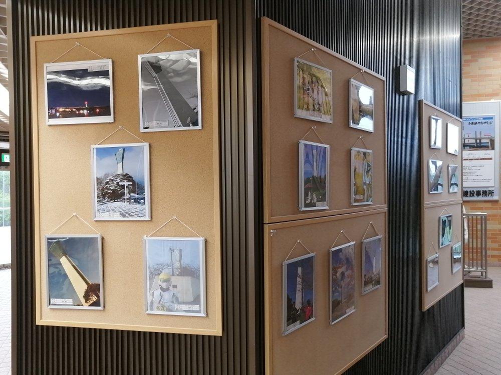 2階の展示場