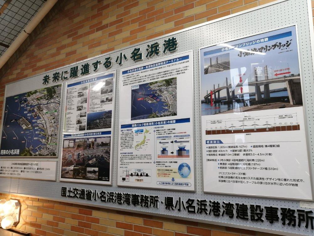 未来に躍進する小名浜港
