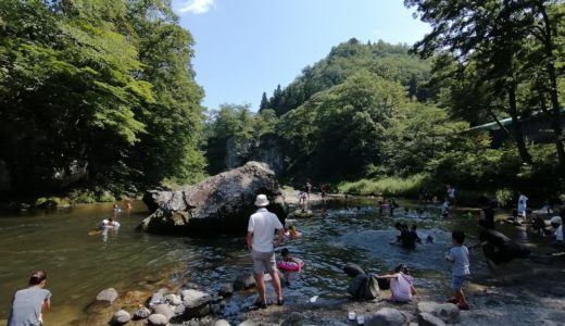 【仙台市・宮城県南】水遊び・川遊びができる公園・施設まとめ