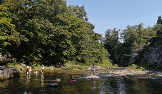 【体験レポート】秋保 木の家 ロッジ村|川遊びが楽しい!