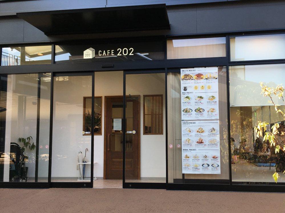 カフェ202ブランチ仙台店