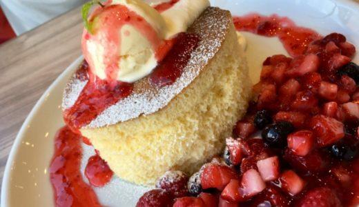 【閉店】カフェ202 ブランチ仙台店 ふくふくパンケーキの美味しさに感動!