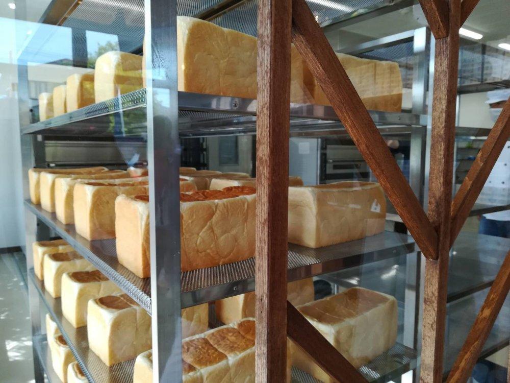 ハレパン仙台泉店のパン工房
