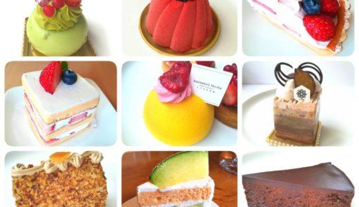 【実食レポ】仙台市の美味しいケーキ屋さん10選|人気店から穴場まで紹介!