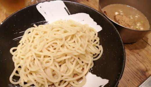 【ラーメン日記】仙台駅前 麺屋 政宗 つけ麺ツケ