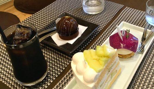 【お店レポ】人気のケーキ屋さん九二四四(9244)のケーキを食べまくり|かき氷ドリンク追記
