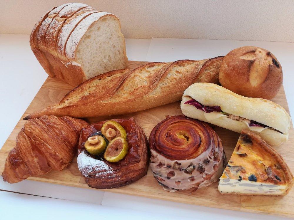 メゾンカイザー仙台の人気パン