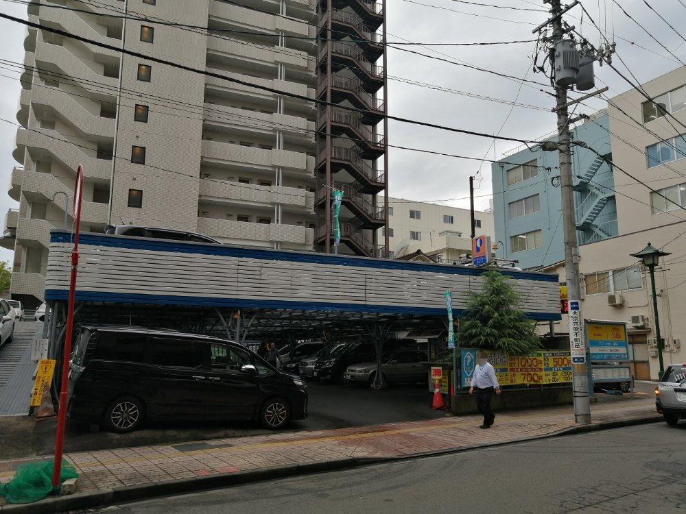 パラカ仙台市一番町第2駐車場