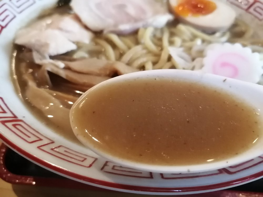 ニボラー スープ