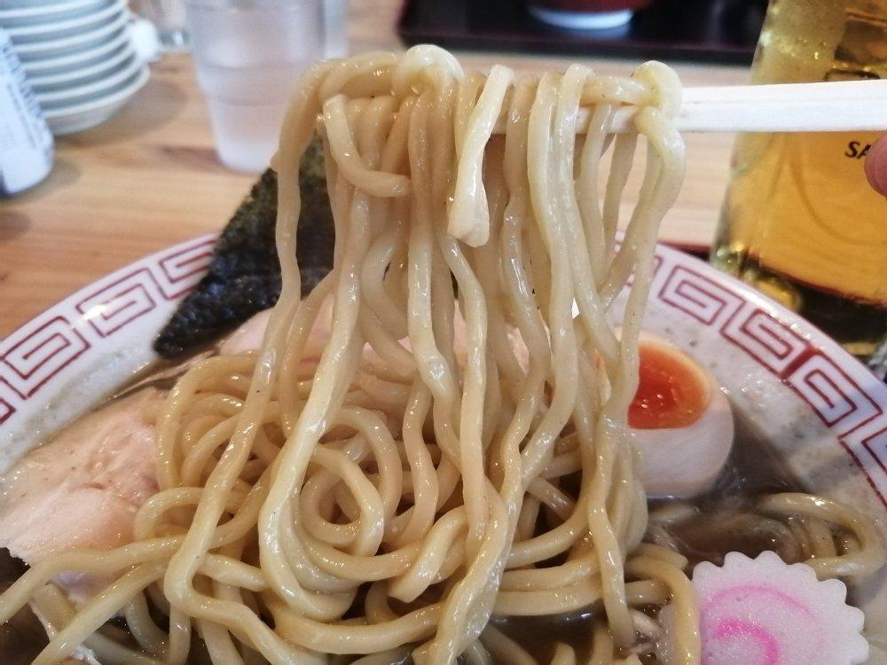 ニボラー 麺