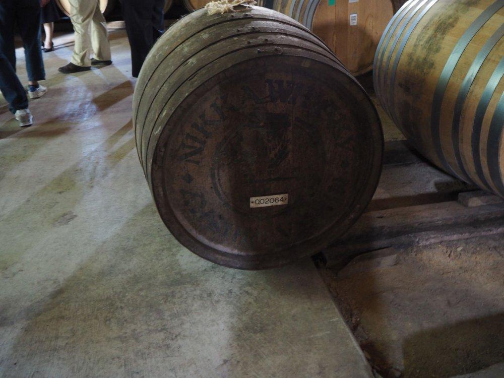 50年もののウイスキー