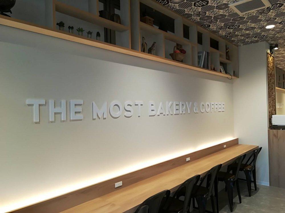 ザモストベーカリー&コーヒー仙台東口店のカウンター席