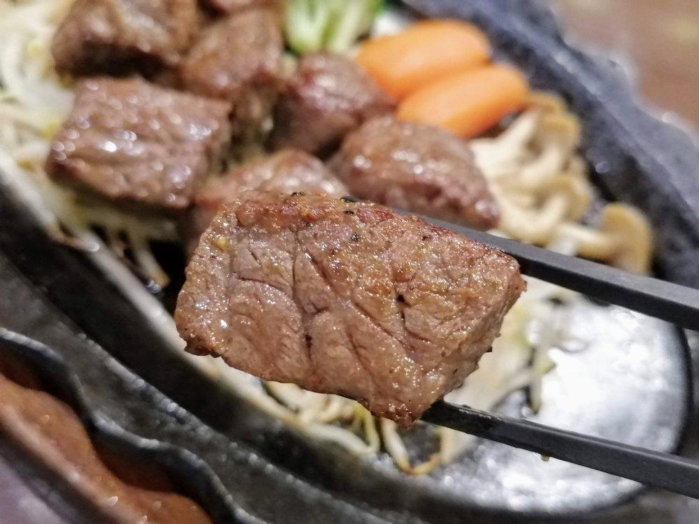 肉肉しいお肉