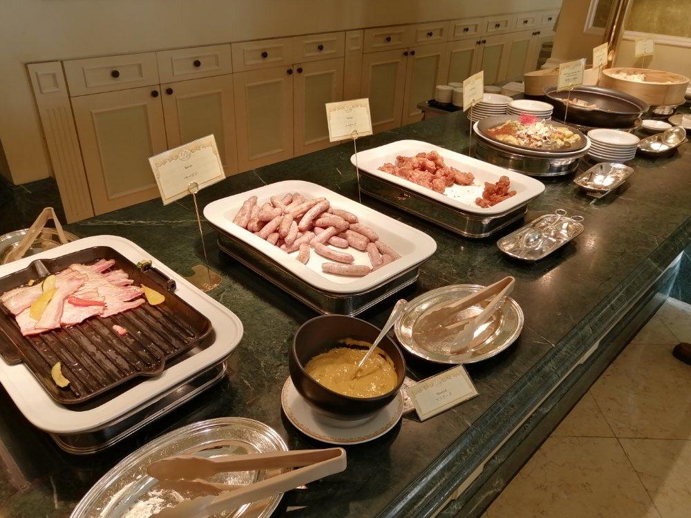 東京ディズニーランドホテルの朝食ビュッフェ