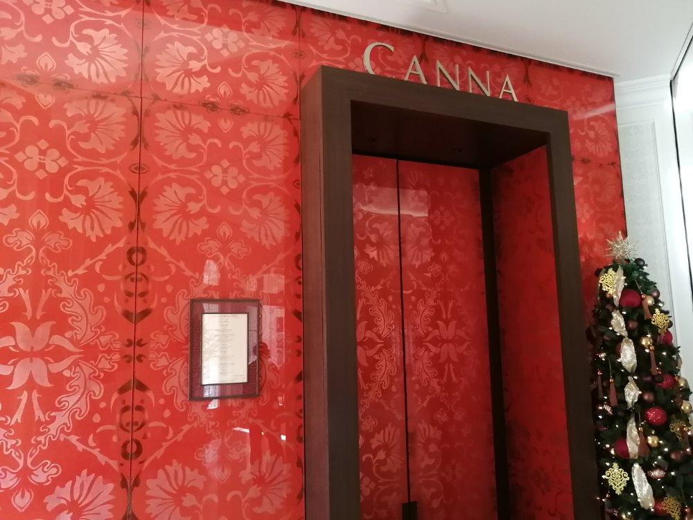 東京ディズニーランドホテルのカンナ