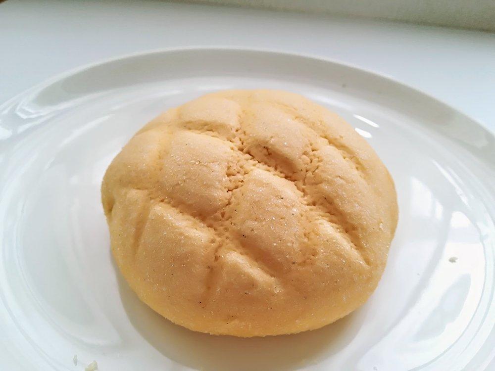 バターミルクメロンパン