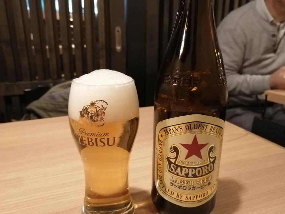 札幌ラガービール