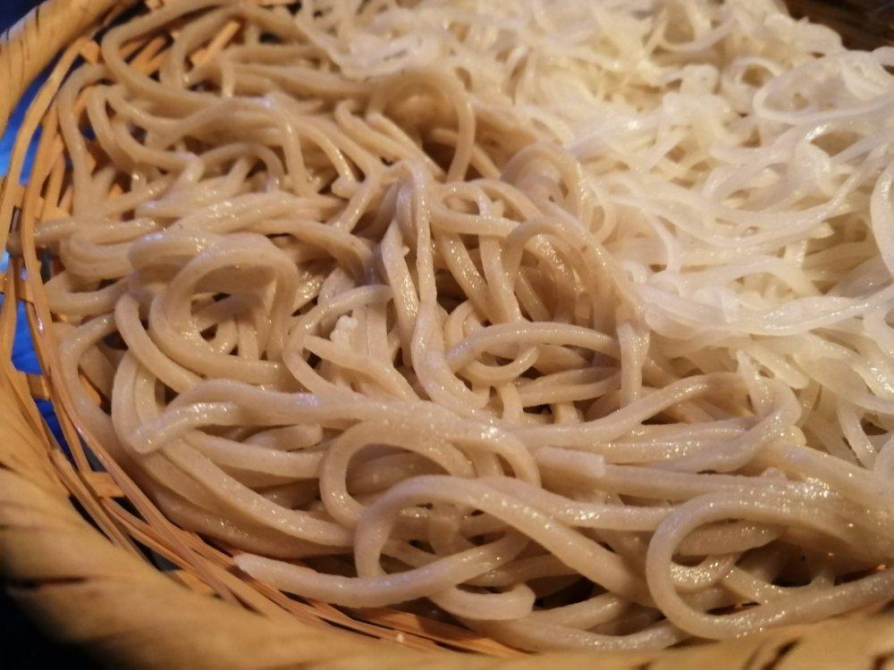 石臼挽き蕎麦