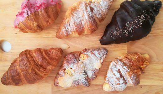 高級パン屋フォションにクロワッサンが新登場!全6種を食べ比べ -仙台藤崎にて