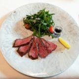仙台勝山館のイタリアンレストランでランチ
