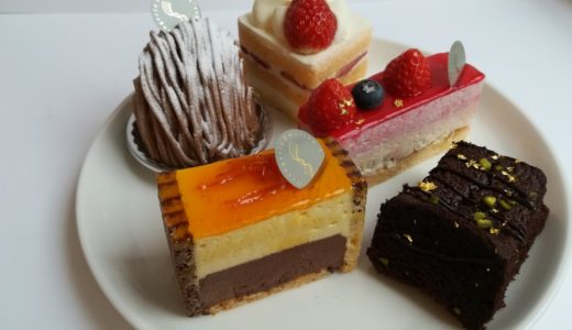 【お店レポ】富沢駅前におしゃれなケーキ屋さんがオープン!パティスリーエモーションへ