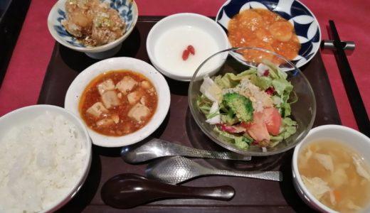 【お店レポ】仙台一番町 中国料理 謝朋殿|お得でボリューム満点!彩食御膳ランチ