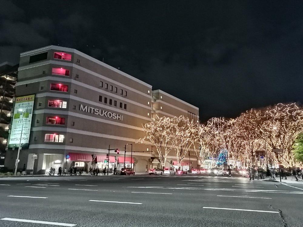 仙台三越光のページェント