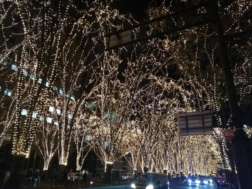2019仙台光のページェント