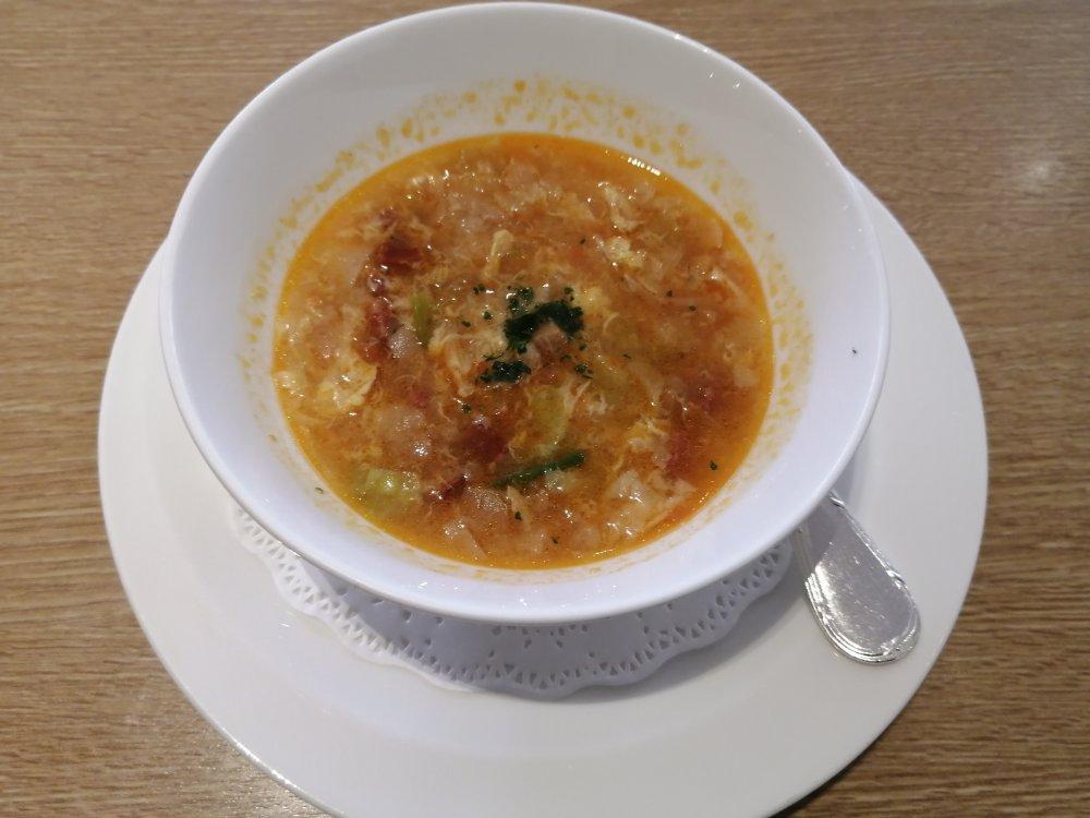 カスティーリャスープ