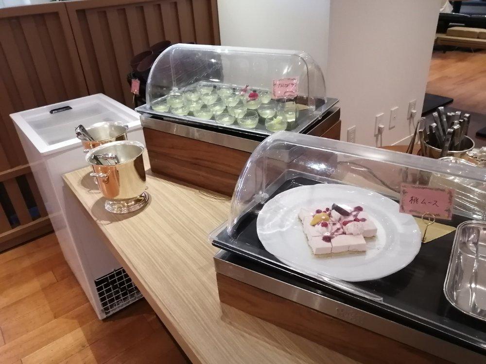 仙台ロイヤル朴ホテルのデザートビュッフェ