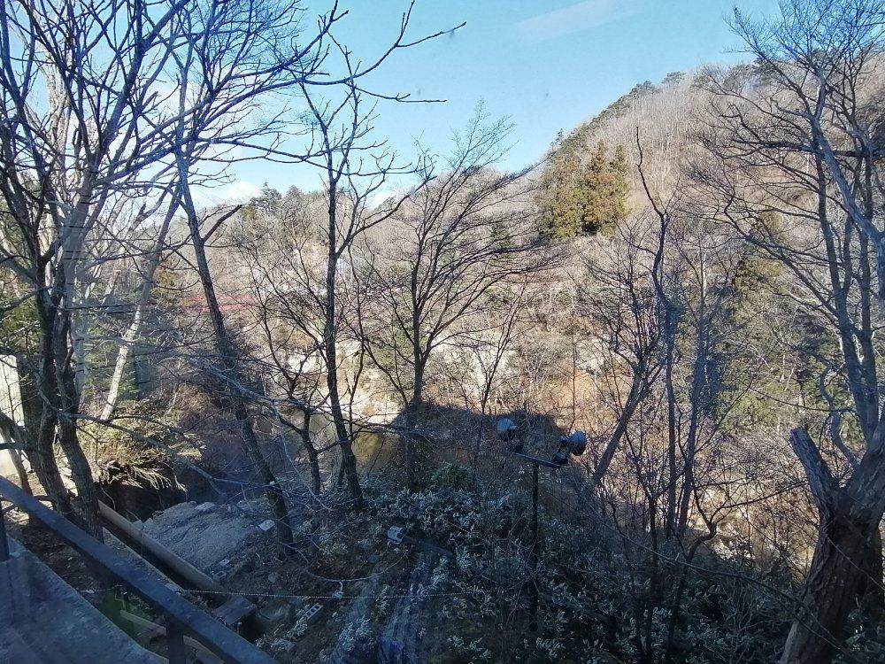 名取川の景色