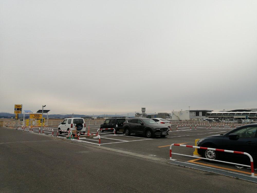 タイムズ仙台空港前