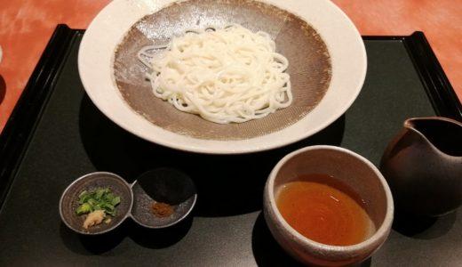 【お店レポ】仙台一番町 二階堂製麺所BUNZA|手のべうどん花つるりん