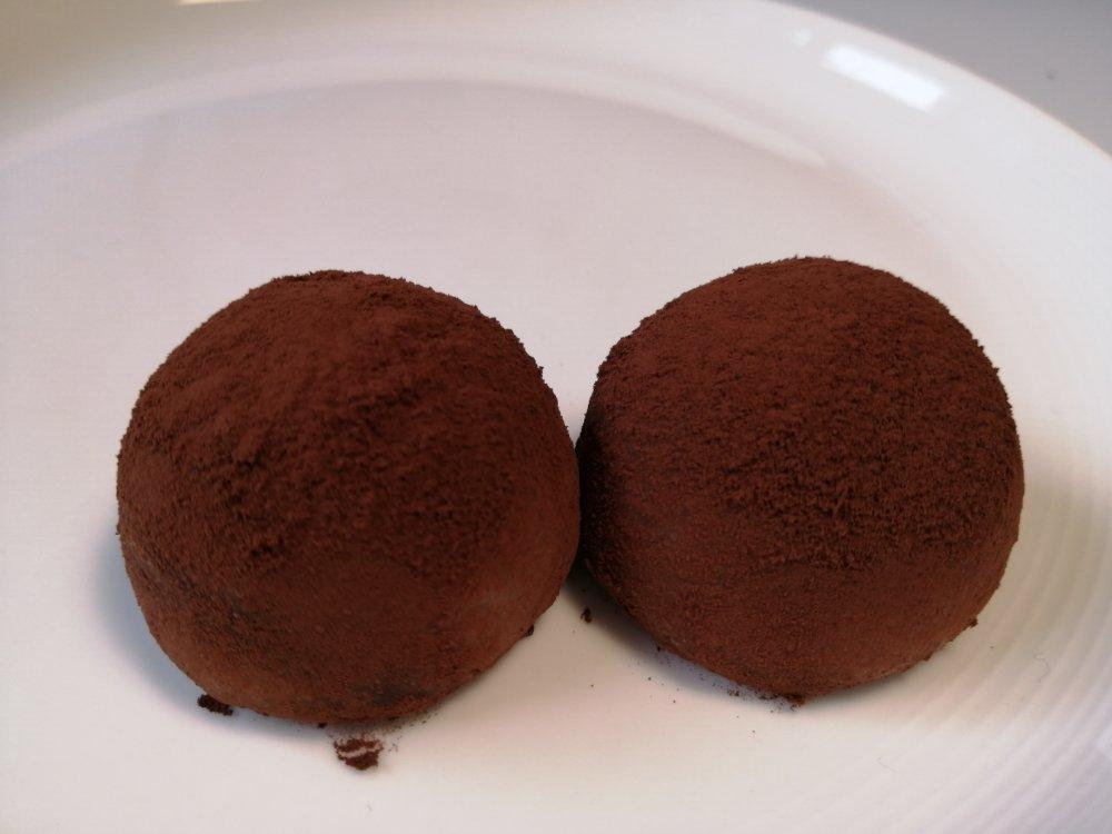 エンドー餅店のチョコ大福