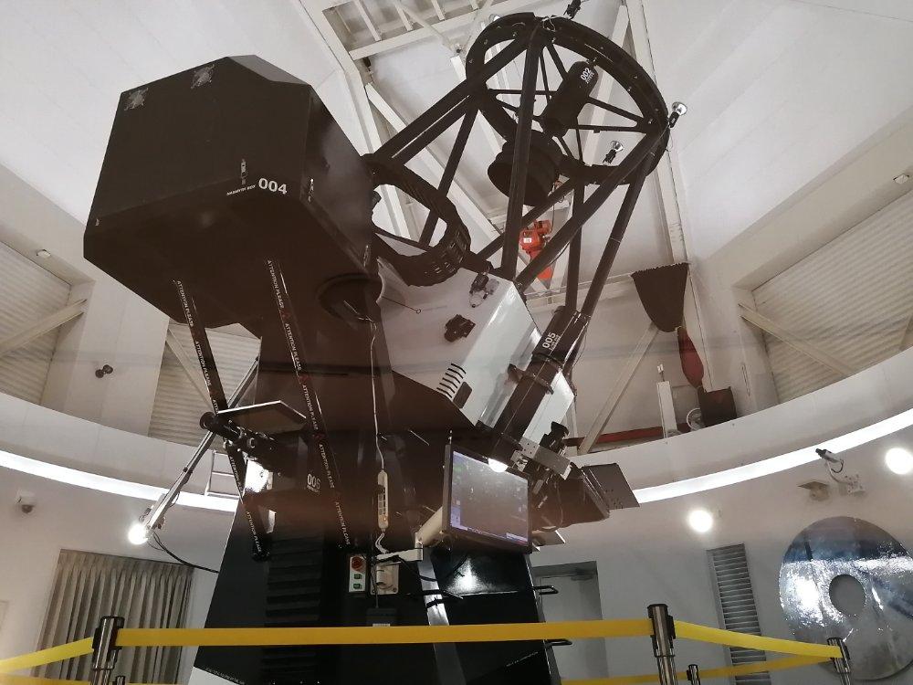仙台市天文台のひとみ望遠鏡