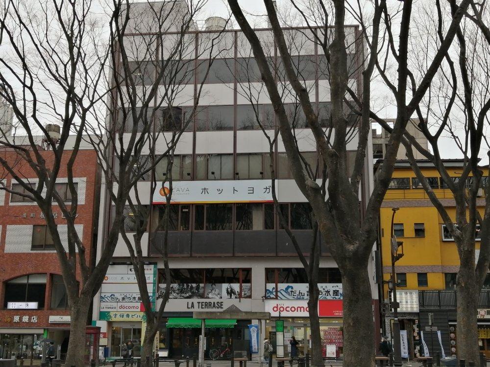 ホットヨガラバ仙台
