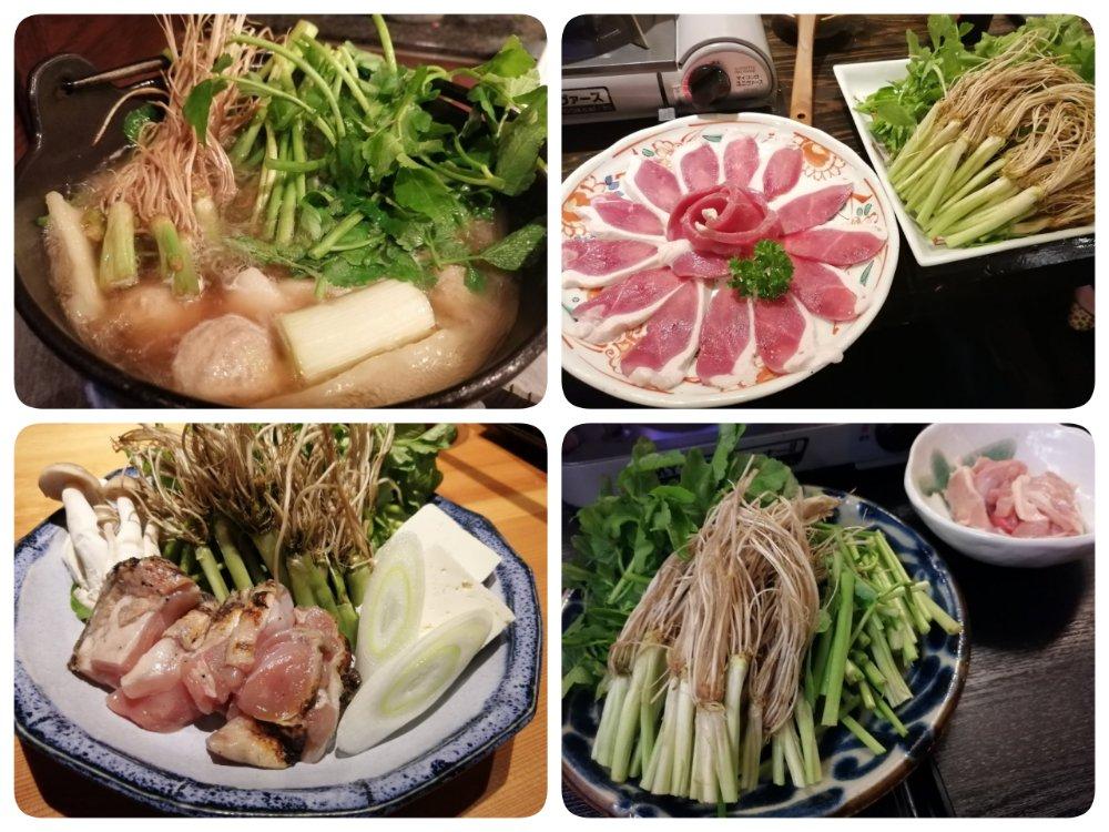 仙台 セリ鍋