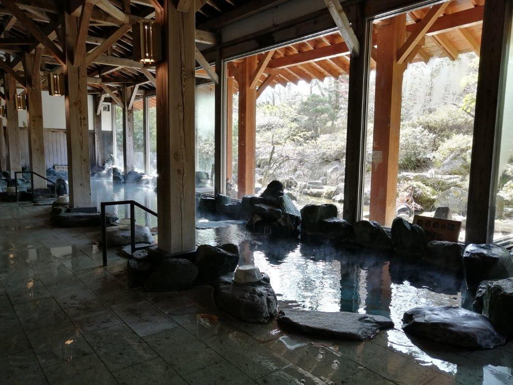 岩沼屋のお風呂