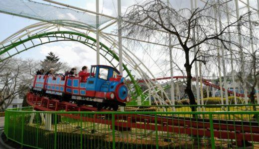 東北最古のジェットコースターがスリリング!仙台の遊園地 八木山ベニーランドにて