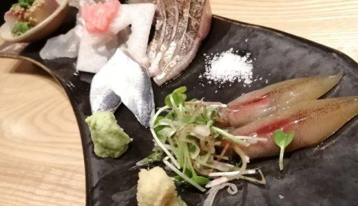 【居酒屋レポ】予約必須の人気店 夜ノ焼魚 ちょーちょむすび|魚が旨い!!
