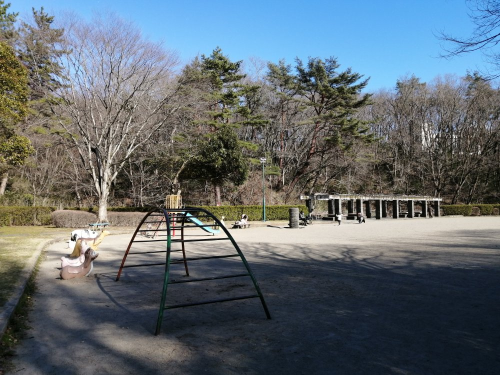 台原森林公園 健康の広場